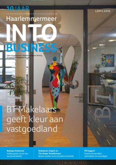 Haarlemmermeer Lente 2016