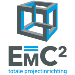 E=MC2 totale projectinrichting