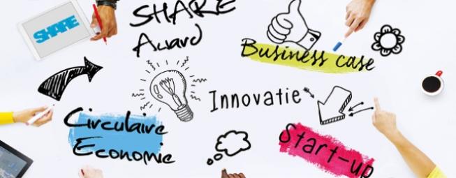 Inschrijving SHARE AWARD 2020 gestart!