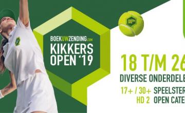 het Boekuwzending.com Kikkers Open 2020