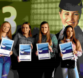 Studenten Stewardess MBO College Airport winnen TUI Award 2020