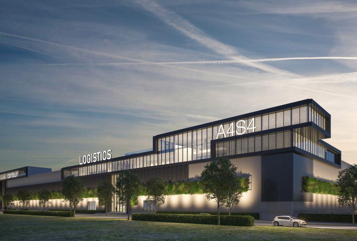 Minerva gestart met bouw distributiecentrum 2.0 op Schiphol Trade Park