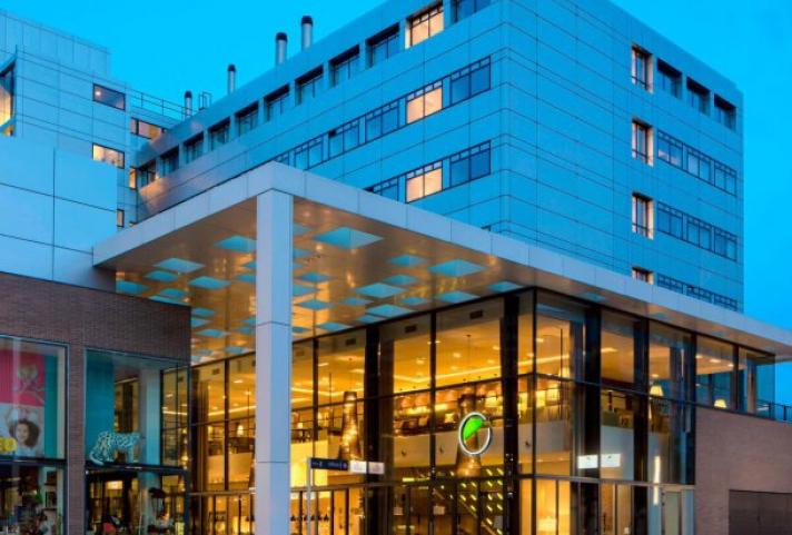 Claus Company breidt uit met Element Hotel Amsterdam