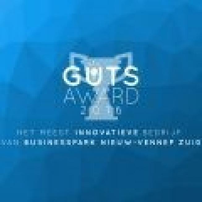 Welk bedrijf in Nieuw-Vennep heeft 'guts'?